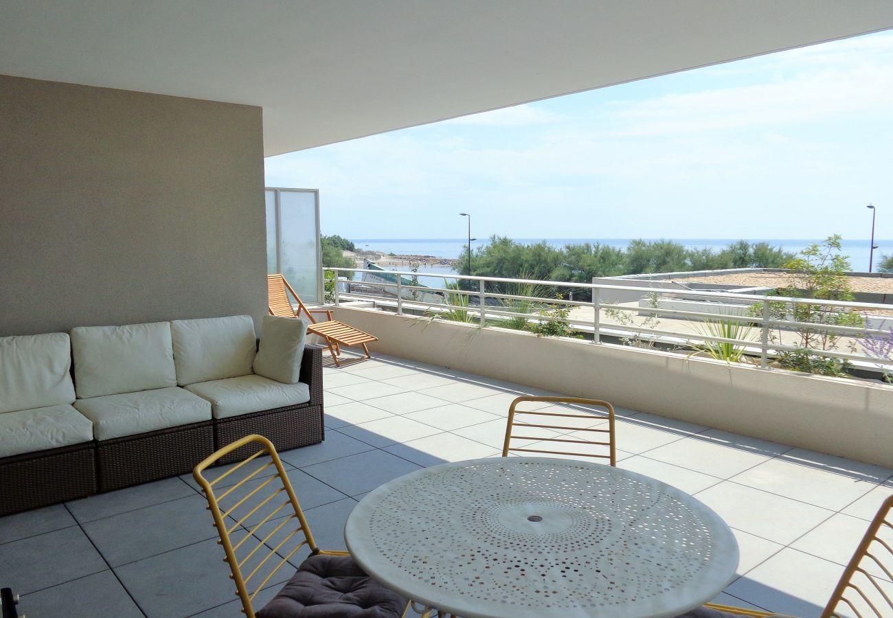 Ferienwohnung in Sète - 257