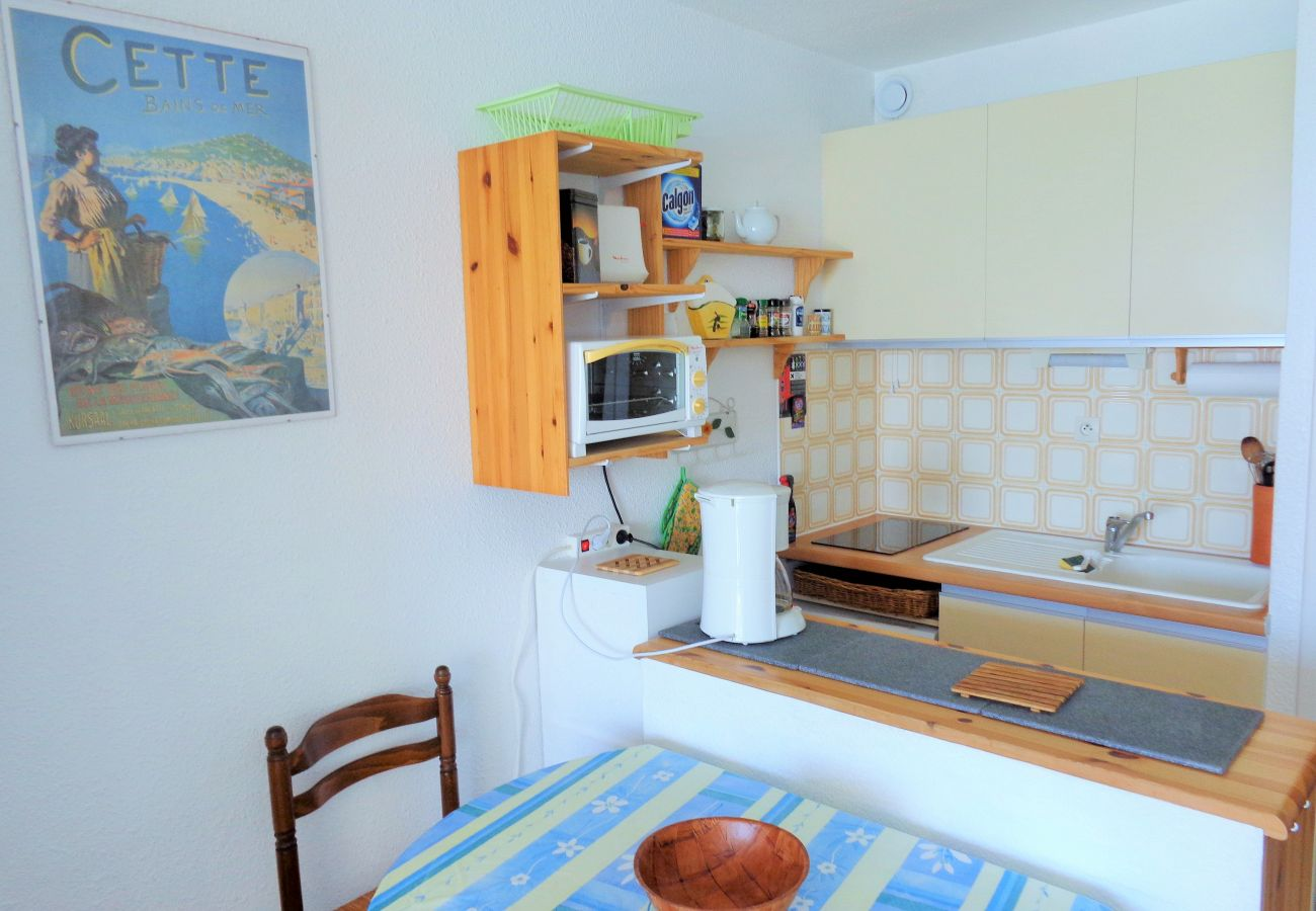Studio in Sète - 66