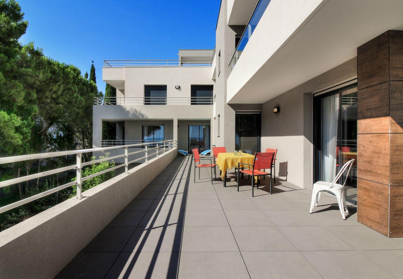 Apartamento en Sète - 250