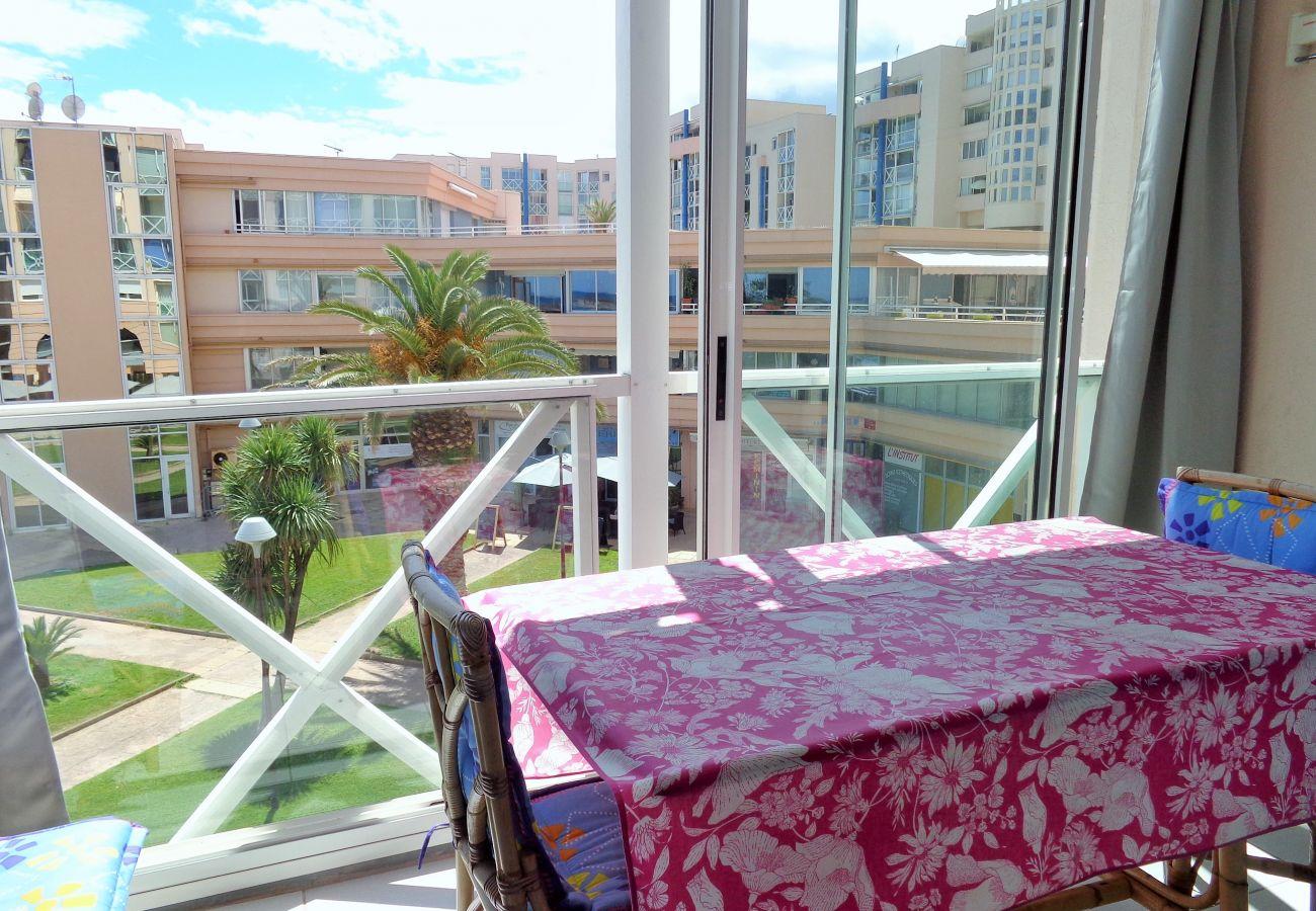 Apartamento en Sète - 271
