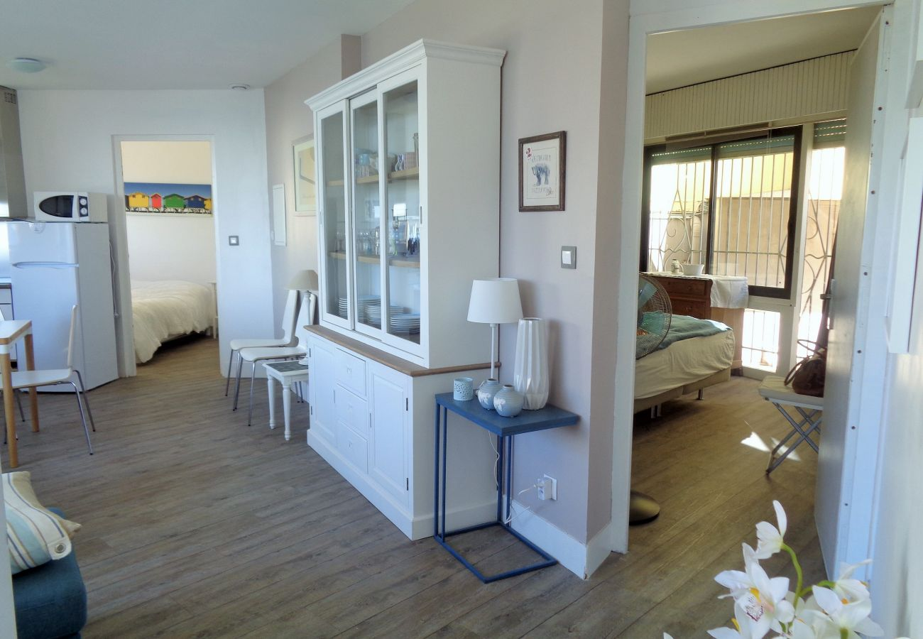 Apartamento en Sète - 166