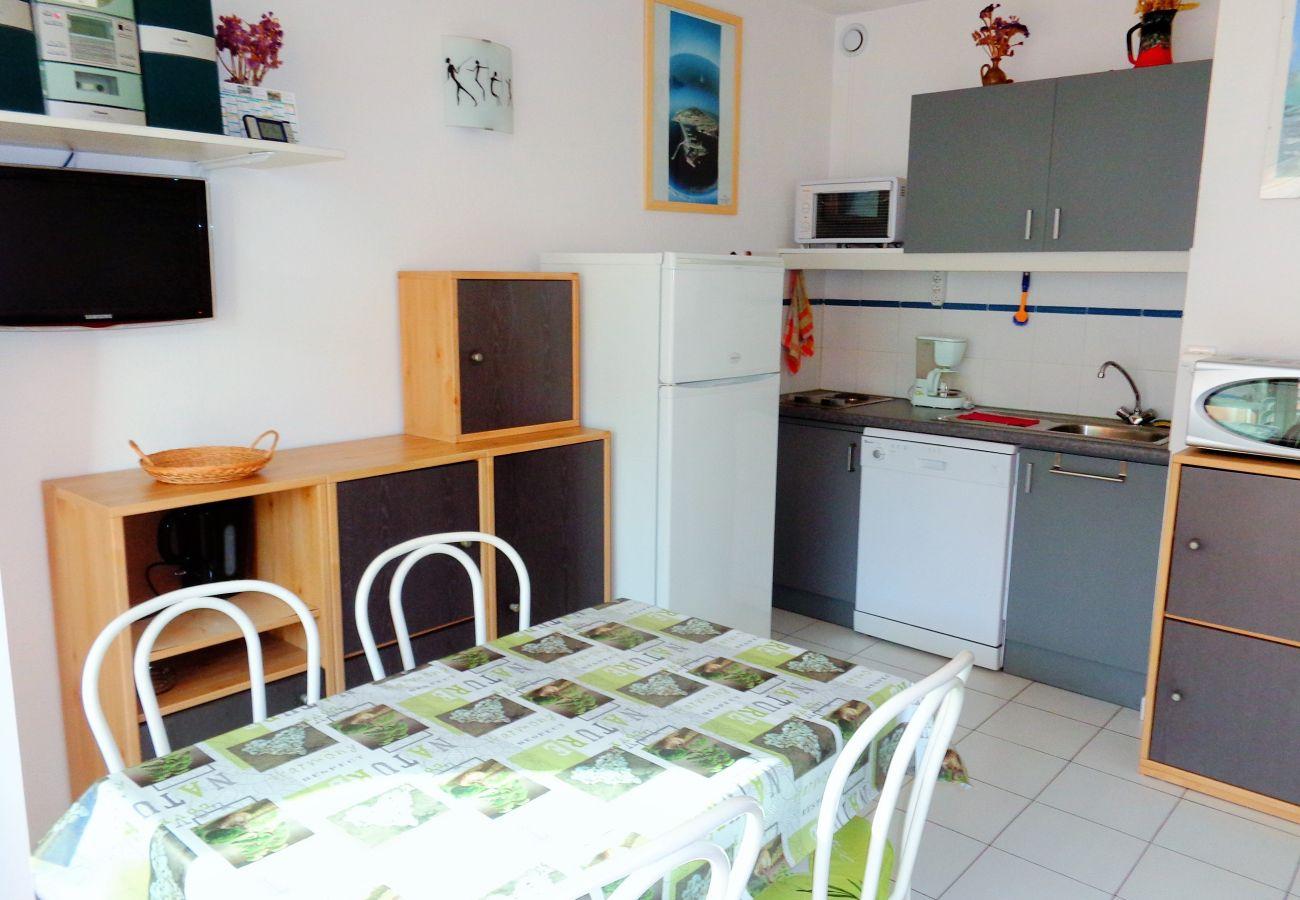 Apartamento en Sète - 135