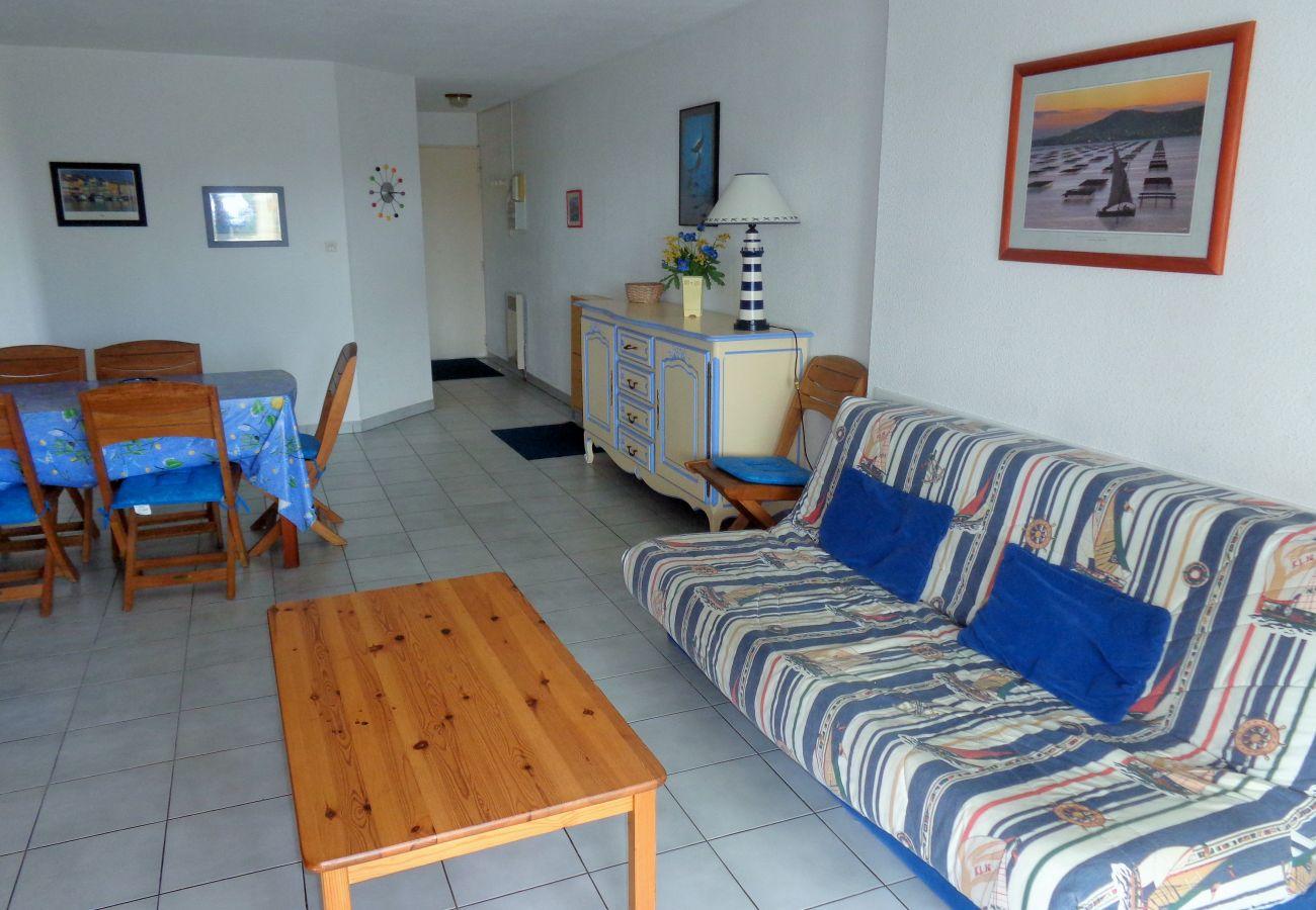 Apartamento en Sète - 276