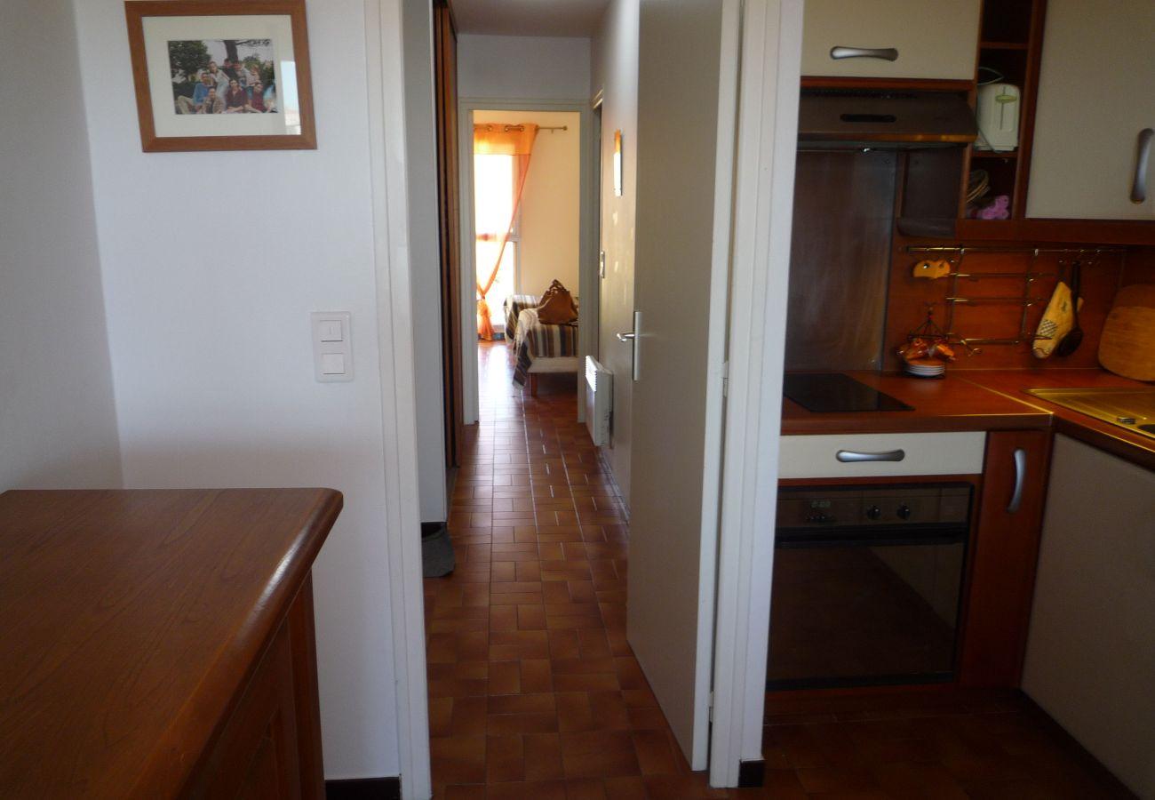 Apartamento en Sète - 246