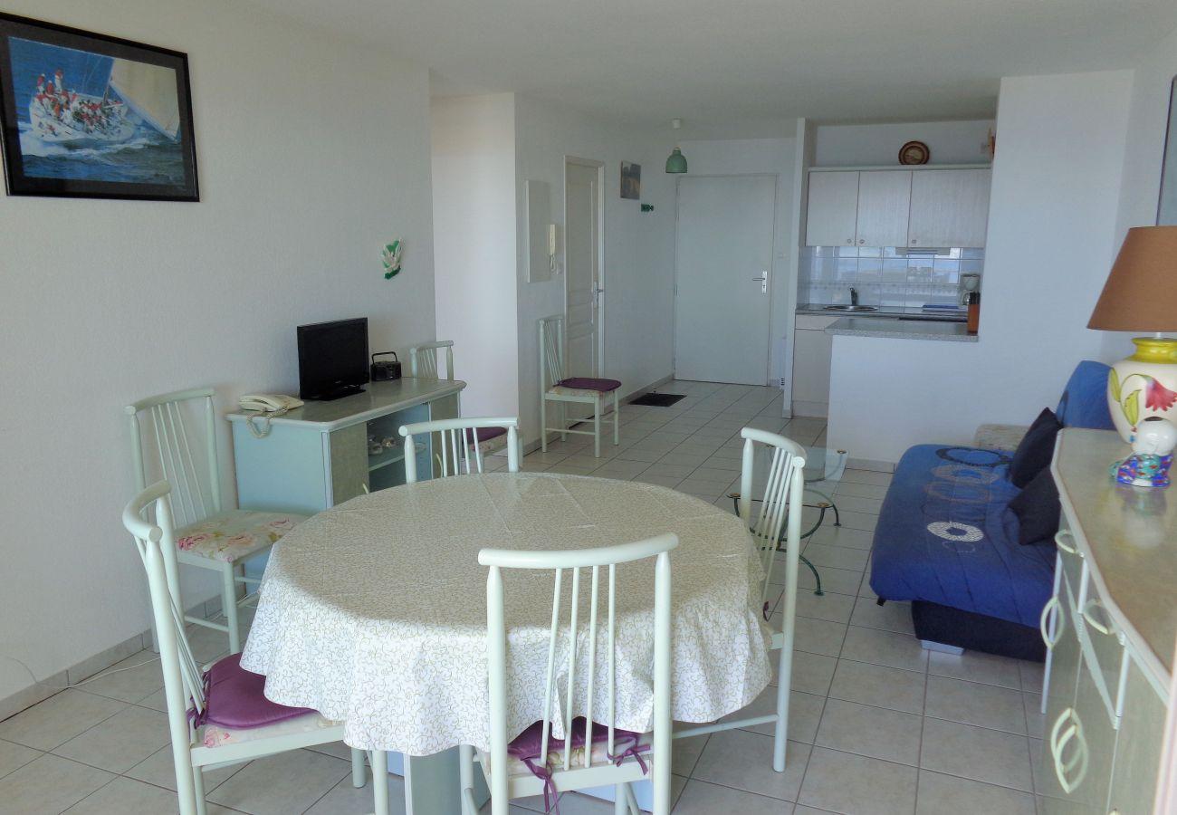 Appartement à Sète - 77