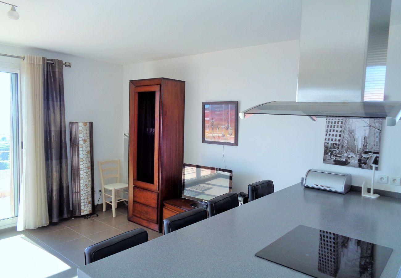 Appartement à Sète - 54